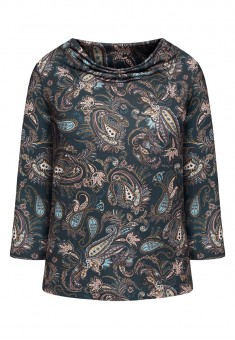 Paisley Blouse multicolour