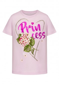 Girls Tshirt light lilac