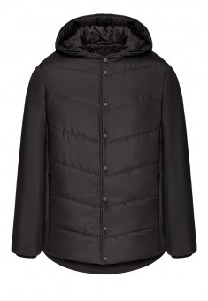 Mens Insulated Jacket black