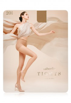 Tights 20 den sand