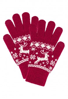 Winter Touchscreen Gloves red