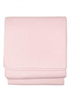 Шарф детский цвет розовый