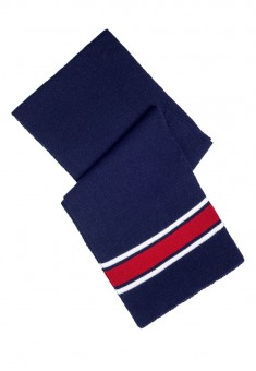Scarf bluered