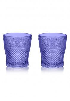 Набір склянок 2 шт Колір сапфір