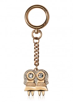 Gemini Key Chain
