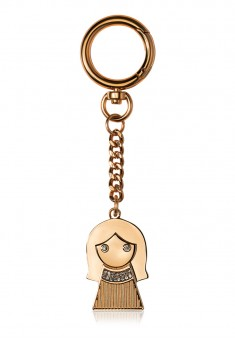 Virgo Key Chain
