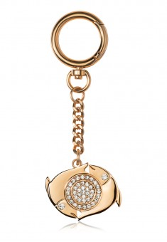 Pisces Key Chain
