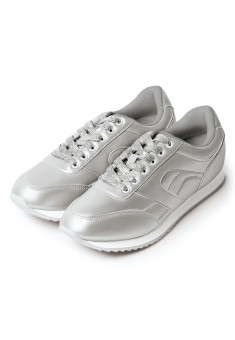Fusion Sneakers silver