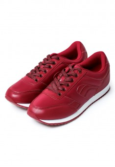 Fusion Sneakers red