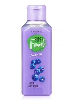 Smoothie Shower Gel Acai Berries
