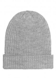 шапка сіра