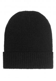 шапка чорна