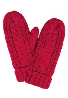 Рукавички червоні