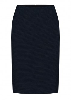 Lurex Skirt dark blue