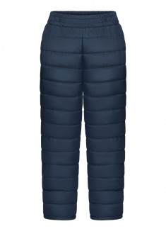 Boys Insulated Quilted Trousers dark blue