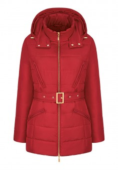 Insulated Coat red