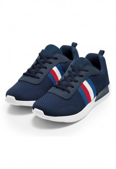 Runner Sneakers dark blue