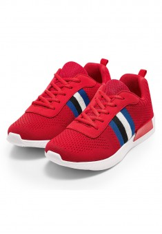 Runner Sneakers red