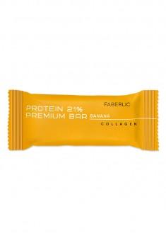 Протеиновый батончик Protein Premium Bar со вкусом банана