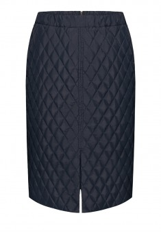 Insulated Quilted Skirt dark blue