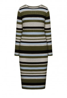 Striped Dress multicolor