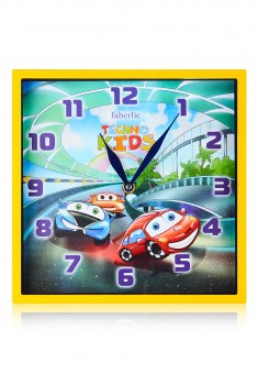 Cars Wall Clock