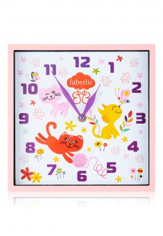 Часы настенные Кошки