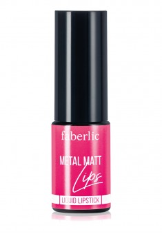 Metal Matt Lips Liquid Lipstick