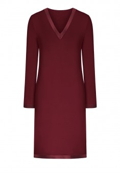 Nightdress burgundy