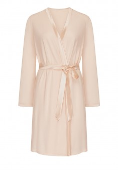 Dressing Gown beige