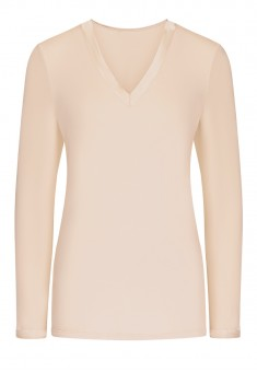 Long Sleeve Tshirt beige