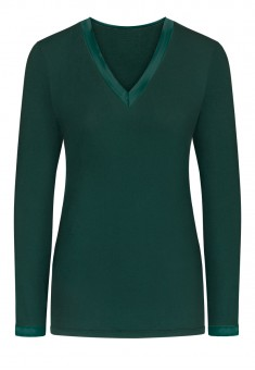 Long Sleeve Tshirt emerald