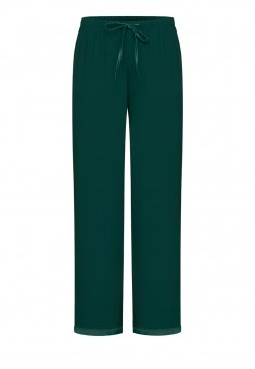 Trousers emerald