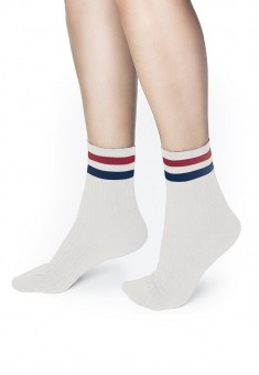 Womens Socks white