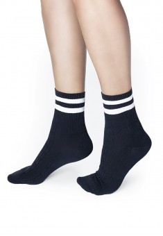 Womens socks blue