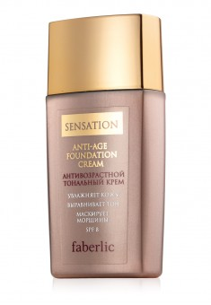 Sensation AntiAge Foundation Cream