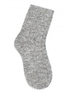 Носки из шерсти SO119 цвет серый