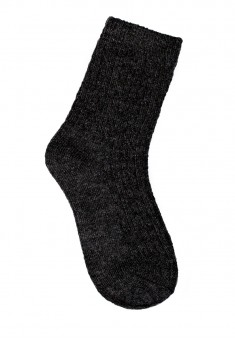 Wool Socks black