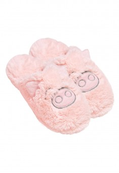 Pig Slippers light pink