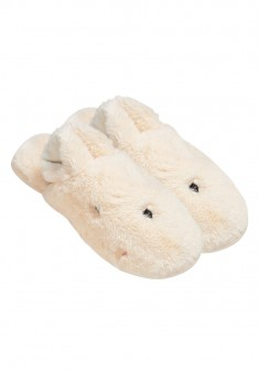 Rabbit Slippers light beige