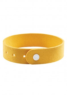 Mosquito Repellent Bracelet yellow