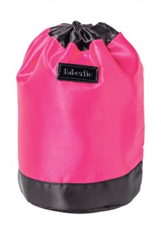 Косметичкамішок колір рожевий