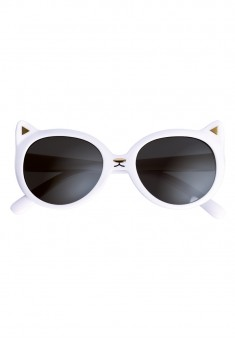 Cat Sunglasses white