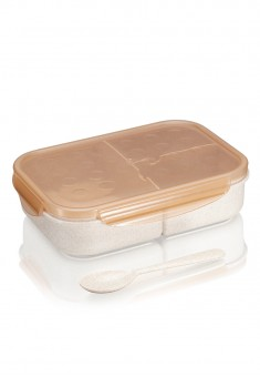 ThreeCompartment Food Container