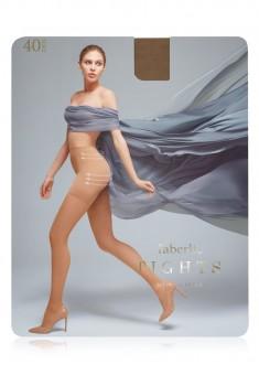 Моделирующие колготки SI413 плотность 40 den цвет бронза