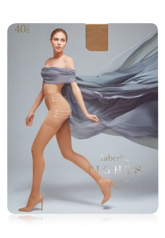 Shaping Tights 40 den caramel