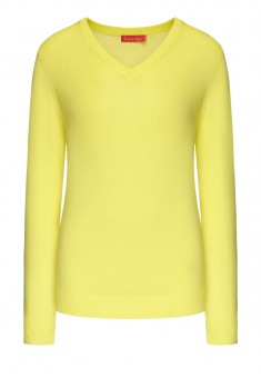 Long Sleeve Jersey Jumper lime