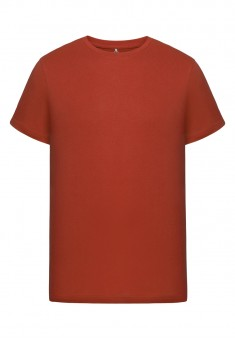 Mens Short Sleeve Tshirt red