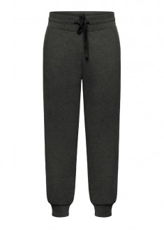 Mens Jogger Trousers dark grey melange