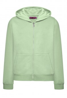 Long Sleeve Hoodie for girls mint